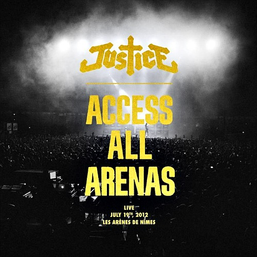 2013 – Access All Arenas (Live Album)