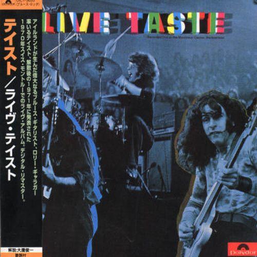1971 – Live Taste (Taste Album)