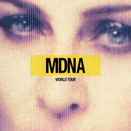 2013 – MDNA World Tour (Live)