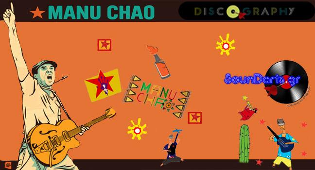 Discography & ID : Manu Chao