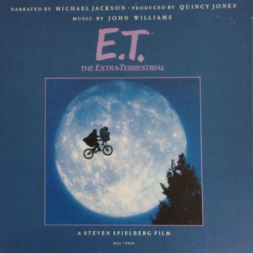 1982 – E.T. the Extra-Terrestrial (O.S.T.)