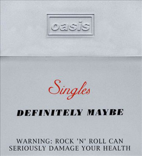 1996 – Definitely Maybe: Singles (Box Set)