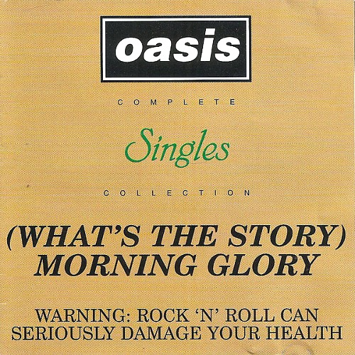 1996 – (What's the Story) Morning Glory?: Singles (Box Set)