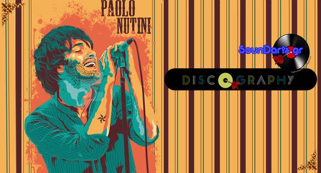 Discography & ID : Paolo Nutini