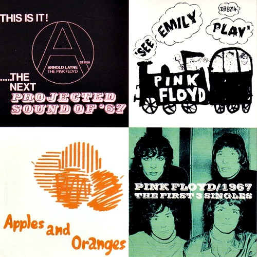 1997 – 1967: The First Three Singles (E.P.)