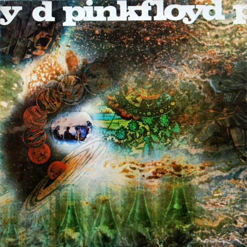 1968 – A Saucerful of Secrets