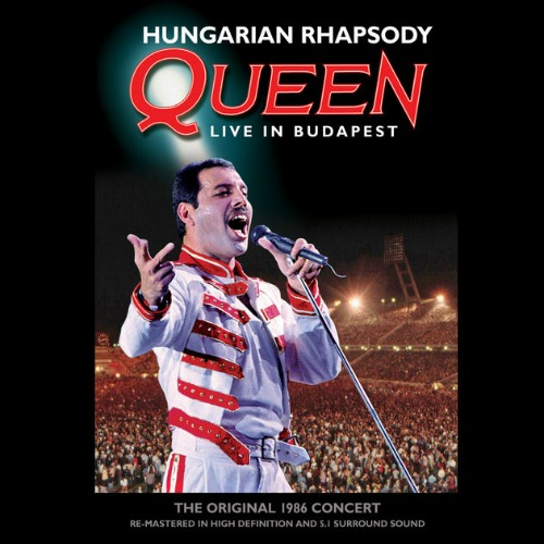 2012 – Hungarian Rhapsody: Queen Live in Budapest
