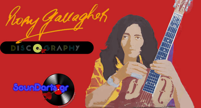 Discography & ID : Rory Gallagher
