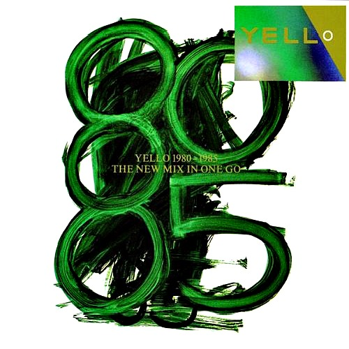 1986 – 1980-1985 The New Mix in One Go (Remix Album)
