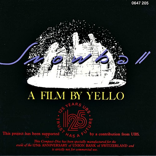 1987 – Snowball And The Sound Of Yello (O.S.T.)