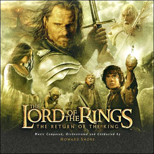 2003 – Lord of the Rings: The Return of the King (O.S.T.)