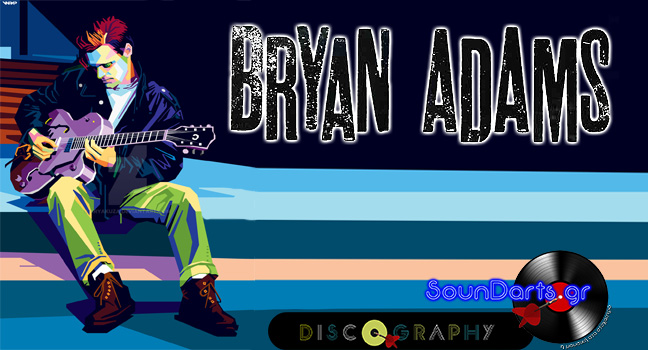 Discography & ID : Bryan Adams