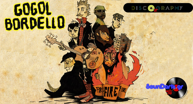 Discography & ID : Gogol Bordello