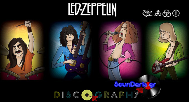 Discography & ID : Led Zeppelin