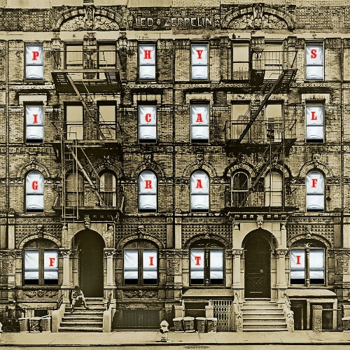1975 – Physical Graffiti