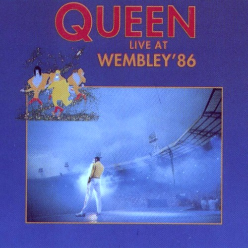 1992 – Live at Wembley '86