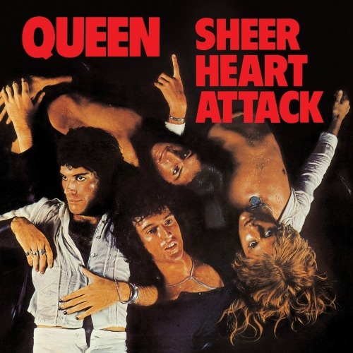 1974 – Sheer Heart Attack