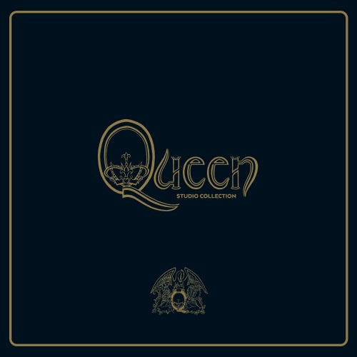 2015 – Queen: The Studio Collection (Box Set)