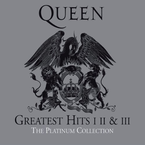 2000 – The Platinum Collection: Greatest Hits I, II & III