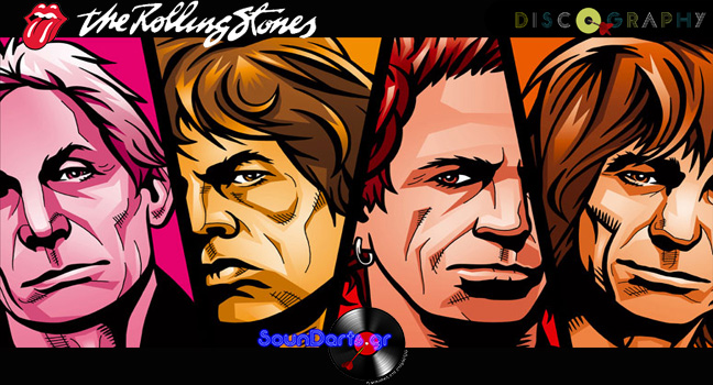 Discography & ID : The Rolling Stones