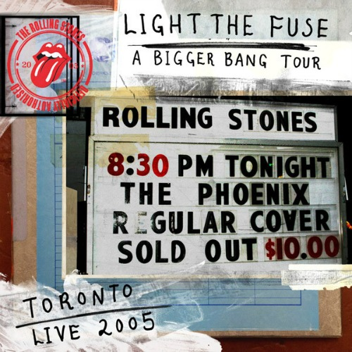 2012 – Light the Fuse (Live 2005)