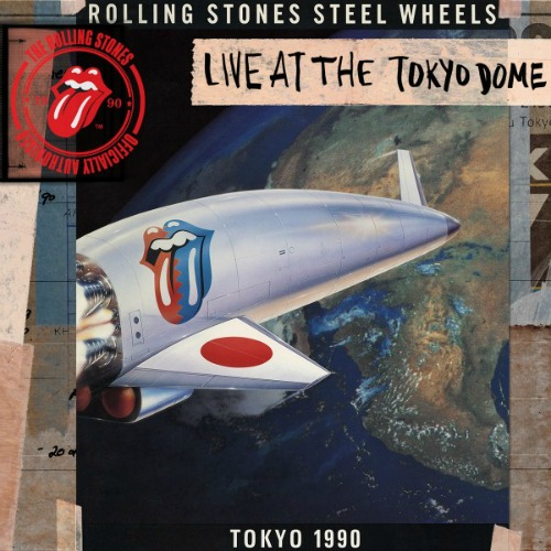 2012 – Live at the Tokyo Dome (Live 1990)