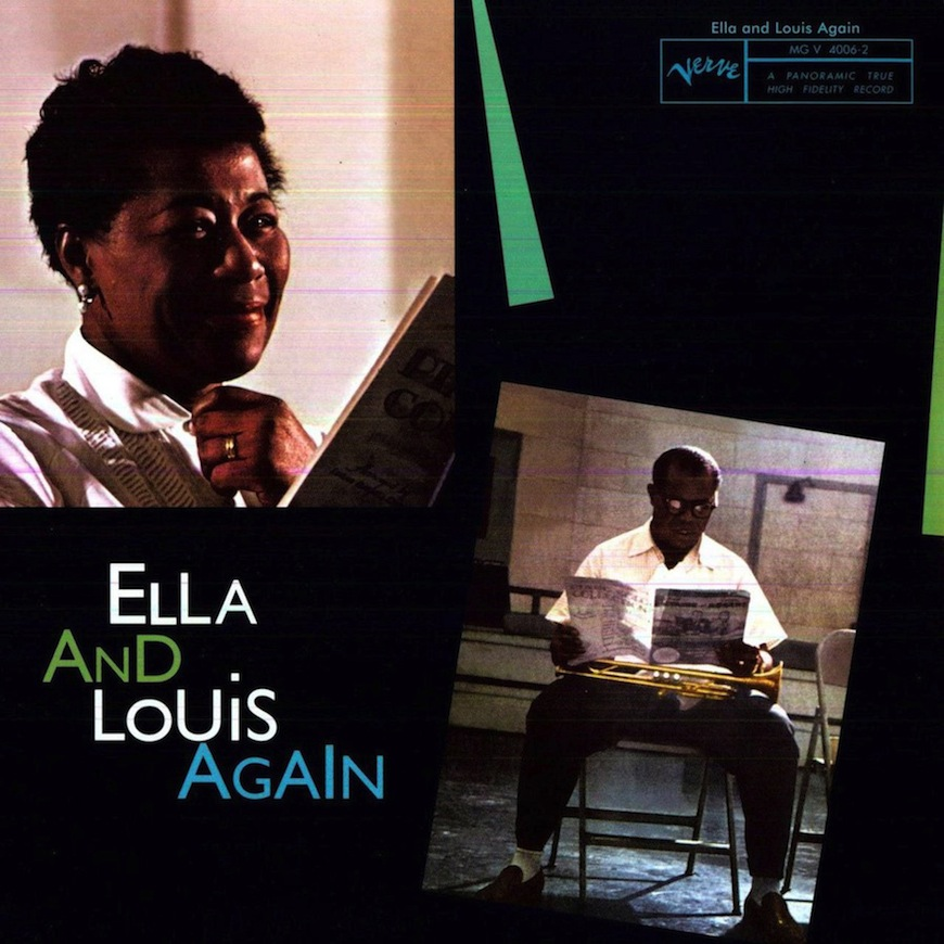 1957 – Ella and Louis Again (with Ella Fitzgerald)