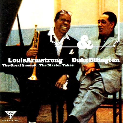 1961 – The Great Summit (with Duke Ellington)