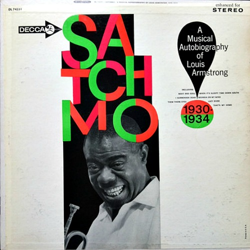 1962 – Satchmo A Musical Autobiography Of Louis Armstrong (1930-1934)