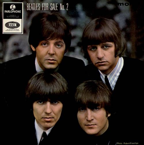 1965 – Beatles for Sale No.2 (E.P.)