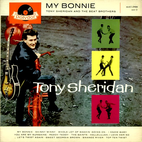 1962 – My Bonnie (with Tony Sheridan)