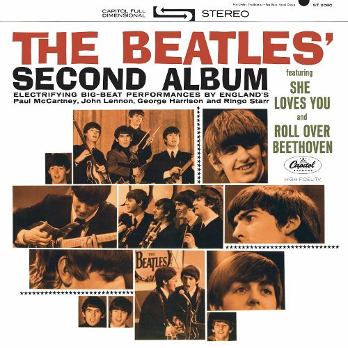 1964 – The Beatles' Second Album