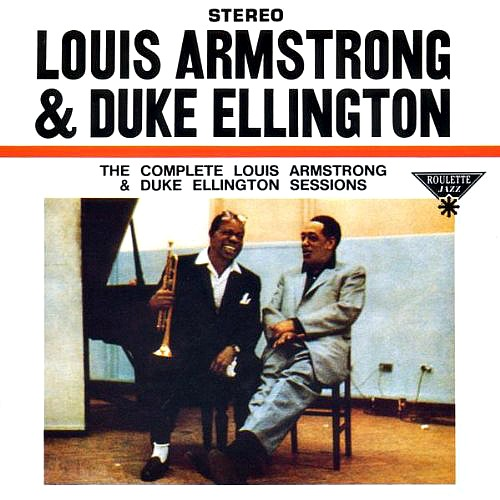 1961 – The Complete Louis Armstrong-Duke Ellington Sessions (Compilation)