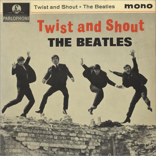 1963 – Twist & Shout (E.P.)