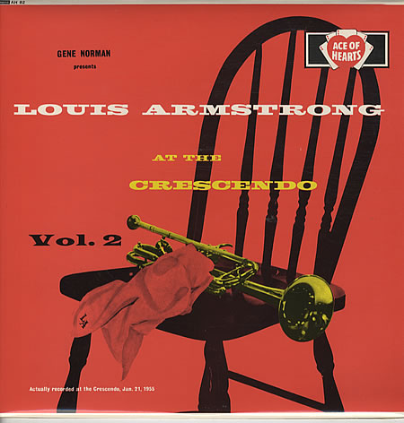 1957 – Louis Armstrong At The Crescendo Vol. 2