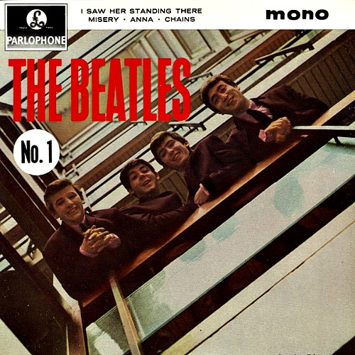 1963 – The Beatles No.1 (E.P.)