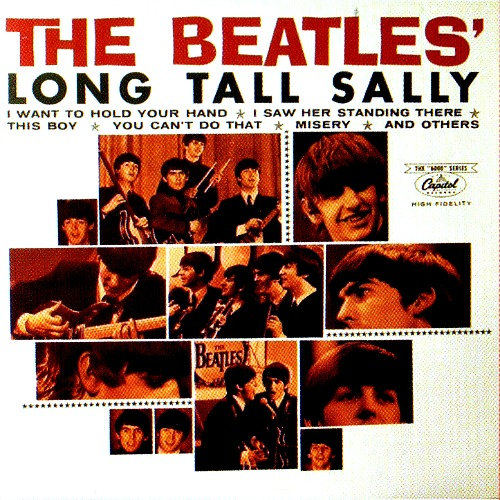 1964 – The Beatles' Long Tall Sally