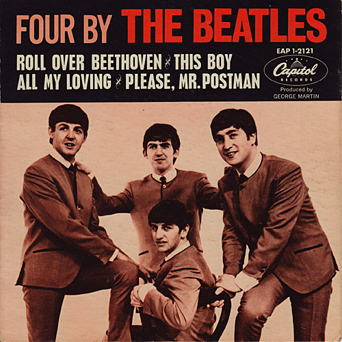 1964 – Four by the Beatles (E.P.)