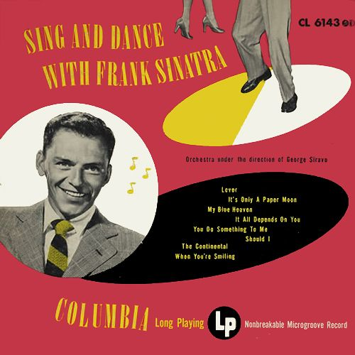 1950 – Sing and Dance with Frank Sinatra