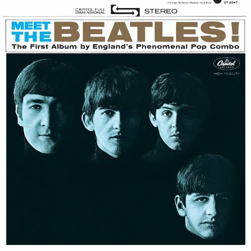 1964 – Meet the Beatles!