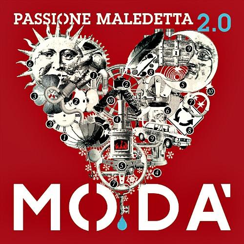2016 – Passione maledetta 2.0 (Compilation)