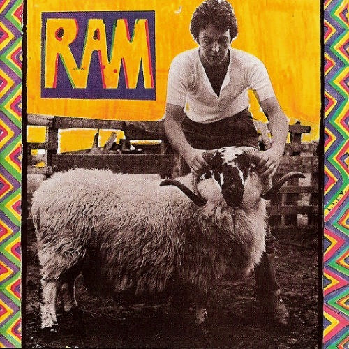 1971 – Ram (Paul and Linda McCartney)