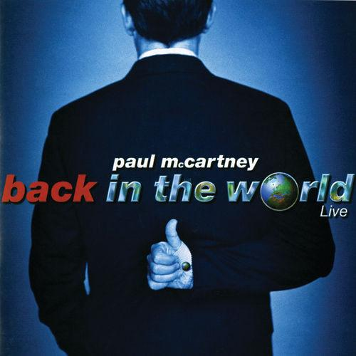 2003 – Back in the World (Live)