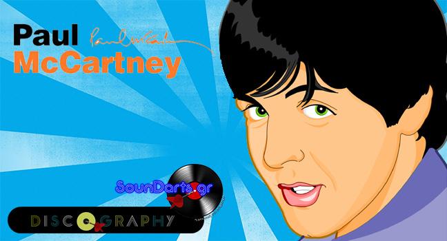 Discography & ID : Paul McCartney