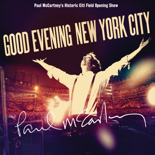 2009 – Good Evening New York City (Live)