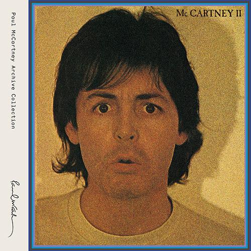 1980 – McCartney II