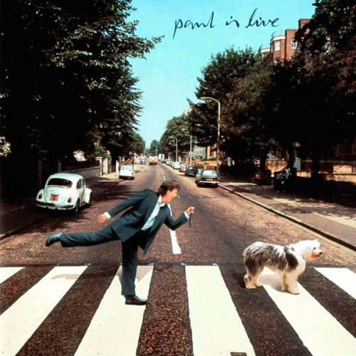 1993 – Paul Is Live (Live)