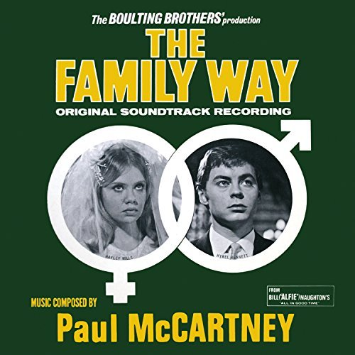 1967 – The Family Way (Soundtrack)