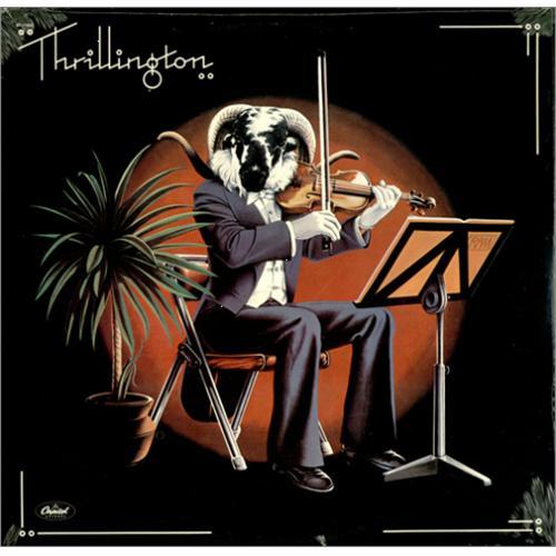 "1977 – Thrillington (Percy ""Thrills"" Thrillington)"