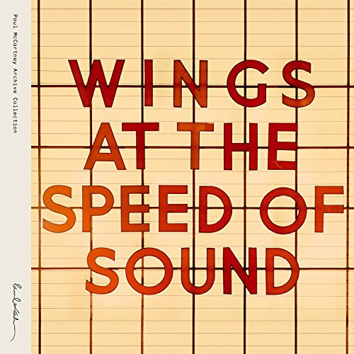 1976 – Wings at the Speed of Sound (Wings Album)